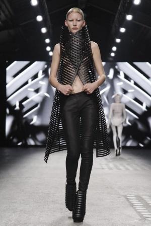 Gareth Pughs, Ready to Wear, SS 2012, Paris