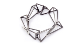 Geometric Bracelet - Regina Kim