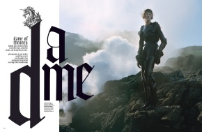 Armor Influence in Editorials