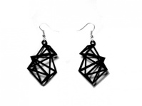 Geo Lux Earrings $87.40