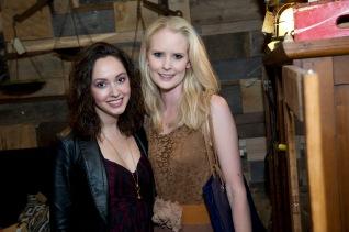 Alexa Lipman & Amber Chapman