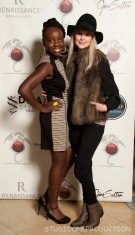 Alica of Nashville Fashion Events & Amber of DNA Stylix