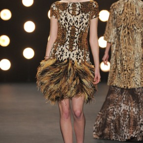 It's a Jungle at Naeem Khan