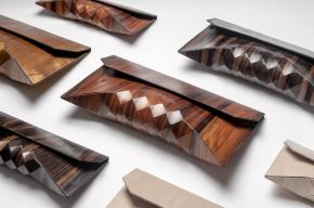 Tesler+Mendelovitch  = Wooden Clutches