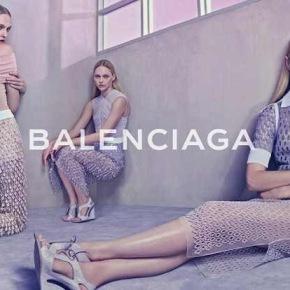 Balenciaga's Modern Futuristic